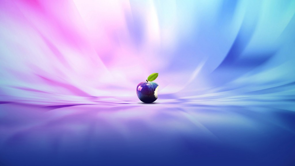 Apple Wallpaper HD 1366x768 5