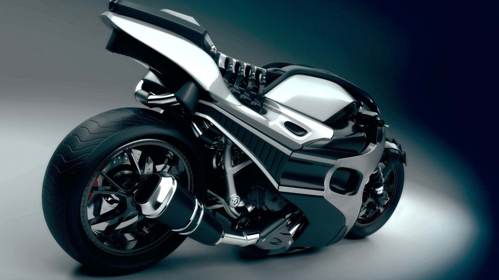 BMW bicicleta Wallpaper 1920x1080 HD 1