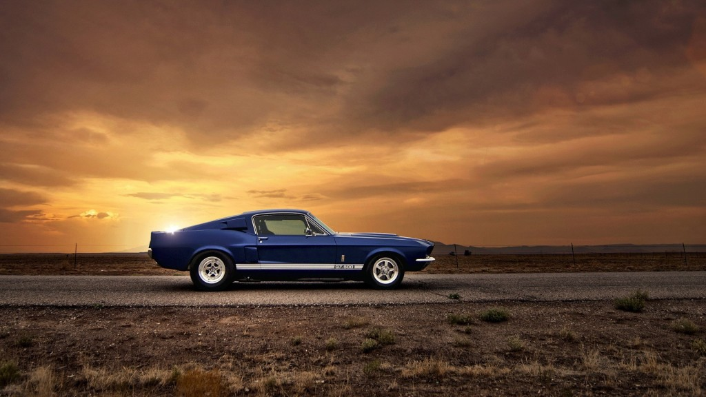 Car Wallpapers Mustang HD 1920x1080 10