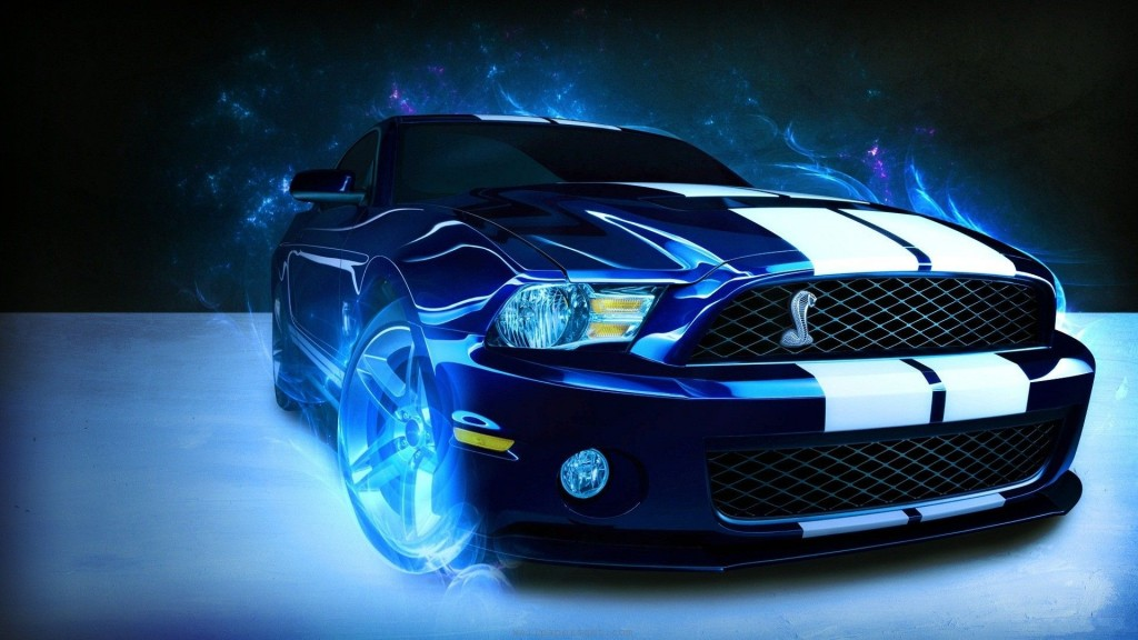Car Wallpapers Mustang HD 1920x1080 4