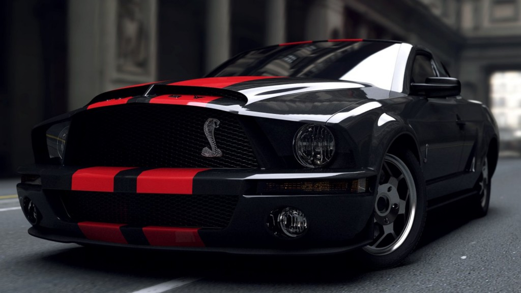 Car Wallpapers Mustang HD 1920x1080 5