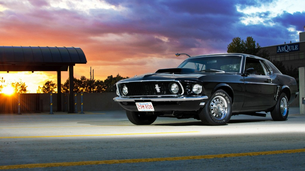 Car Wallpapers Mustang HD 1920x1080 6