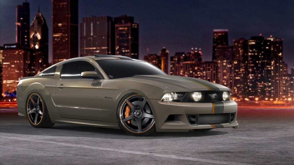 Car Wallpapers Mustang HD 1920x1080 7