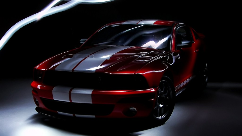 Car Wallpapers Mustang HD 1920x1080 8