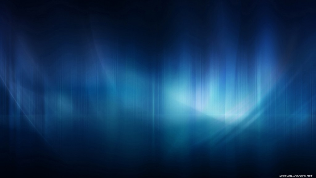 Cool Blue Wallpaper HD 1366x768 4