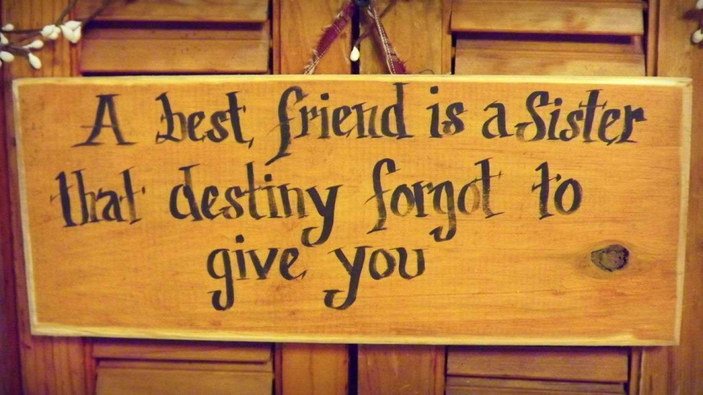 Cute Quotes For Friendship Wallpaper