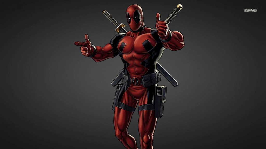 Deadpool Wallpaper HD