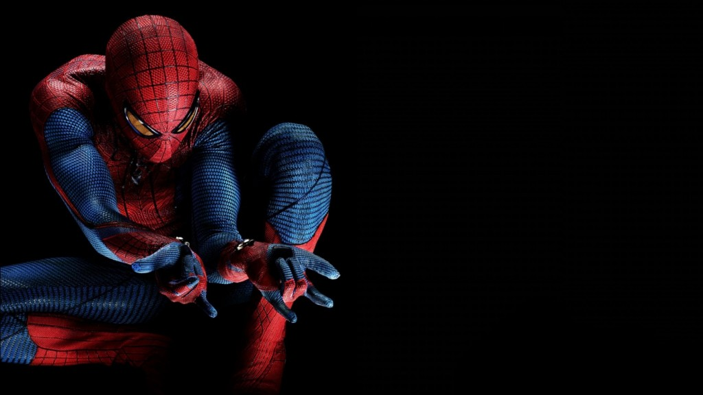 Desktop Spiderman Wallpaper HD 1366x768 1