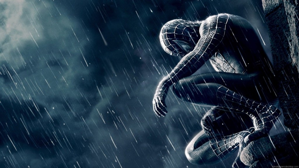 Desktop Spiderman Wallpaper HD 1366x768 10