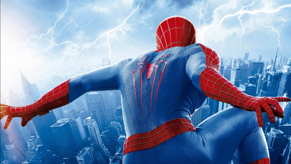 Desktop Spiderman Wallpaper HD 1366x768 4