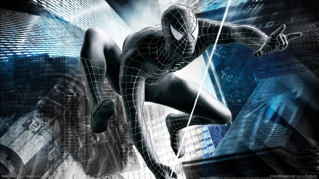 Desktop Spiderman Wallpaper HD 1366x768 5
