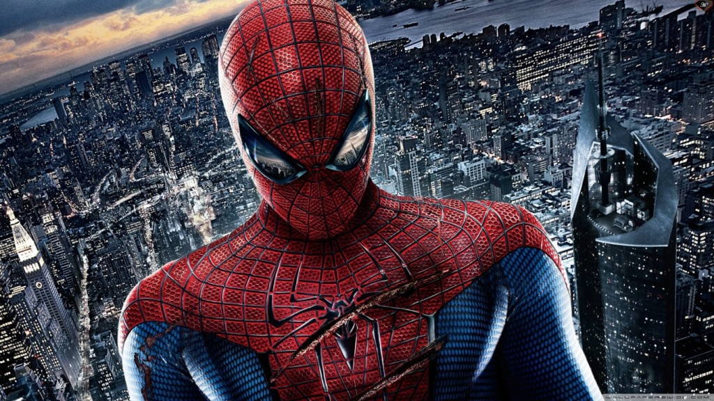 Desktop Spiderman Wallpaper HD 1366x768 6