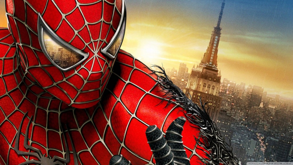 Desktop Spiderman Wallpaper HD 1366x768 7