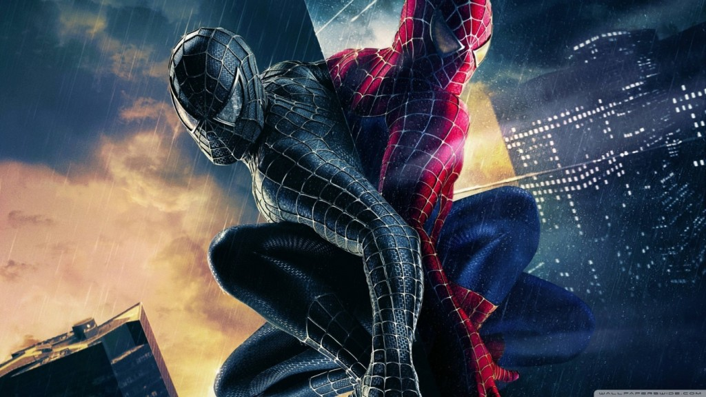 Desktop Spiderman Wallpaper HD 1366x768 8