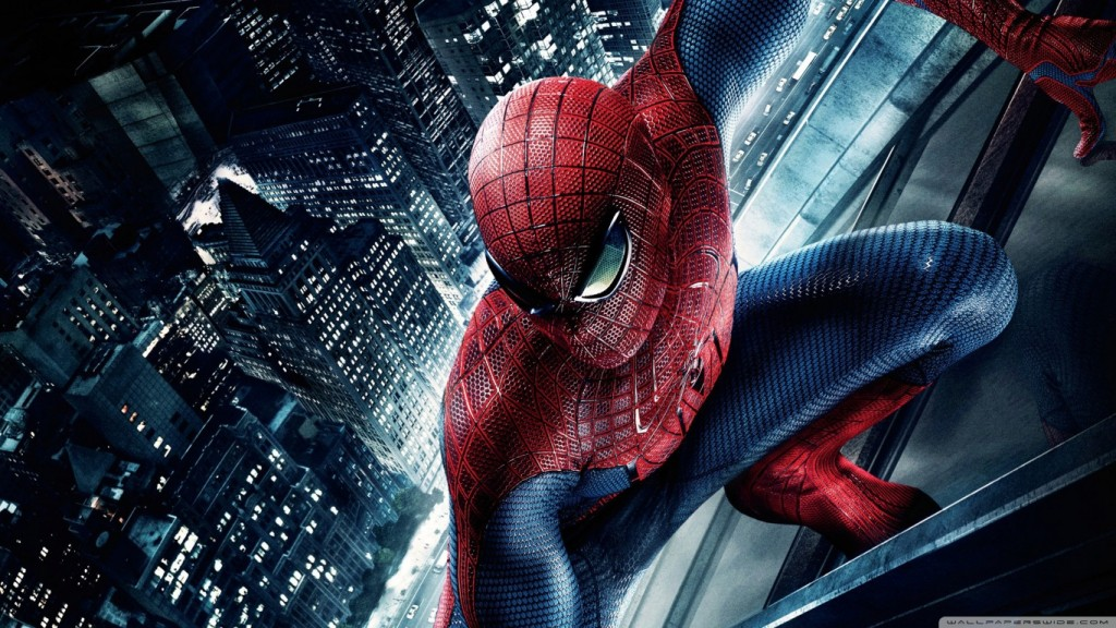 Desktop Spiderman Wallpaper HD 1366x768 9