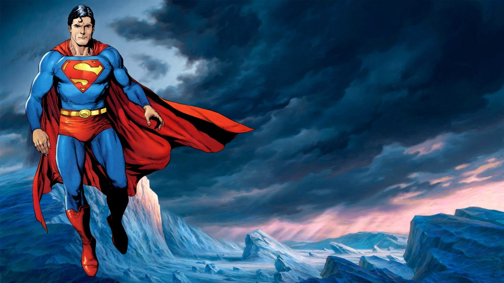 Desktop Superman Wallpaper HD 1366x768 10