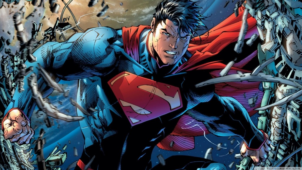 Desktop Superman Wallpaper HD 1366x768 6