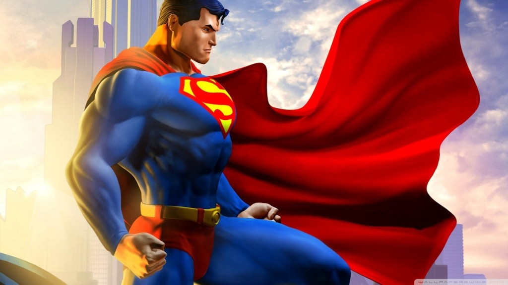Desktop Superman Wallpaper HD 1366x768 7