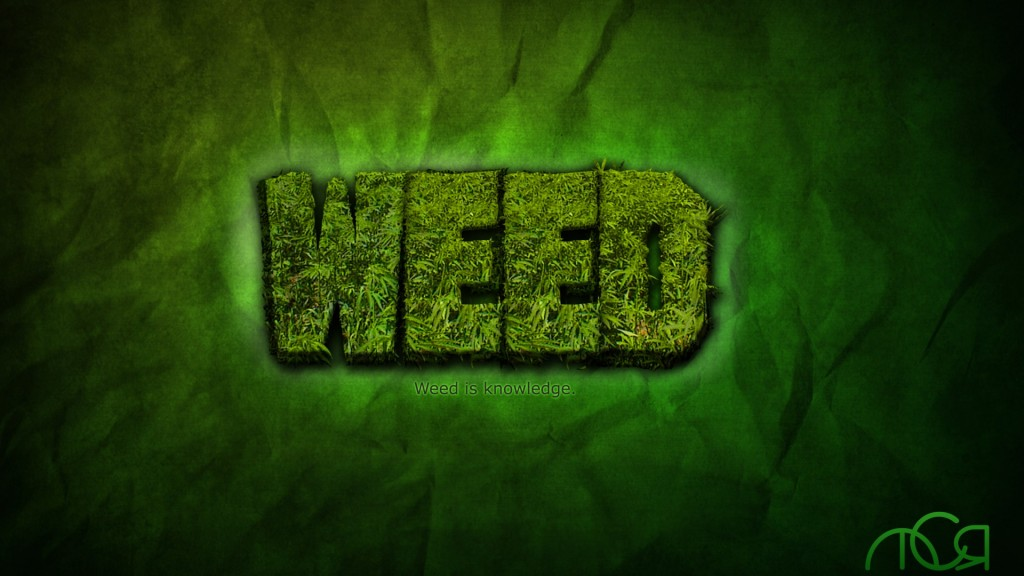 Desktop Weed Taustakuva HD 1920x1080 2