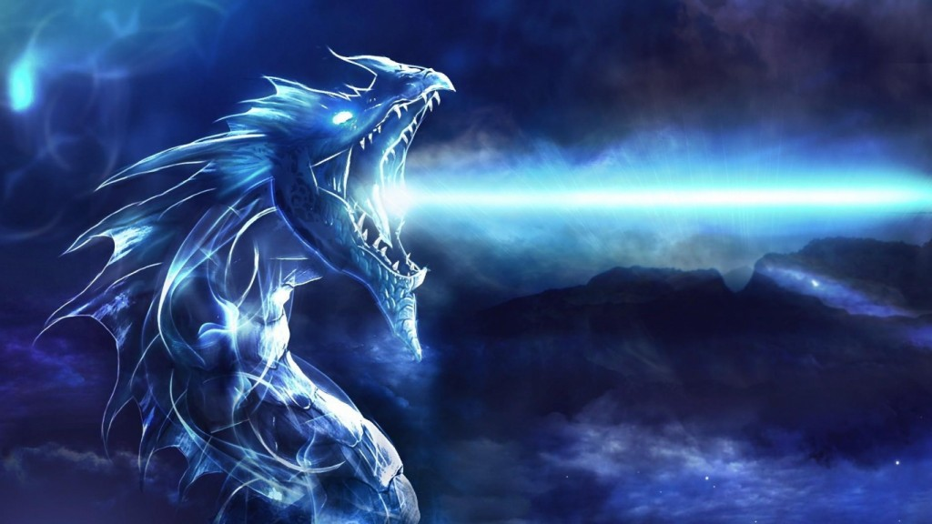 Fire Dragon Wallpaper HD 1366x768 5