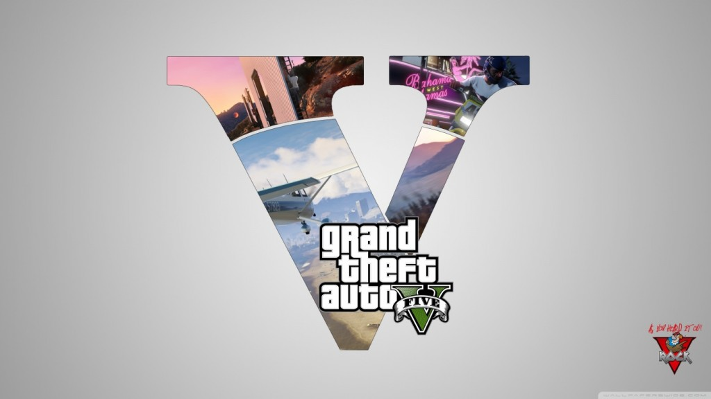 GTA 5 Wallpaper HD 1366x768 3