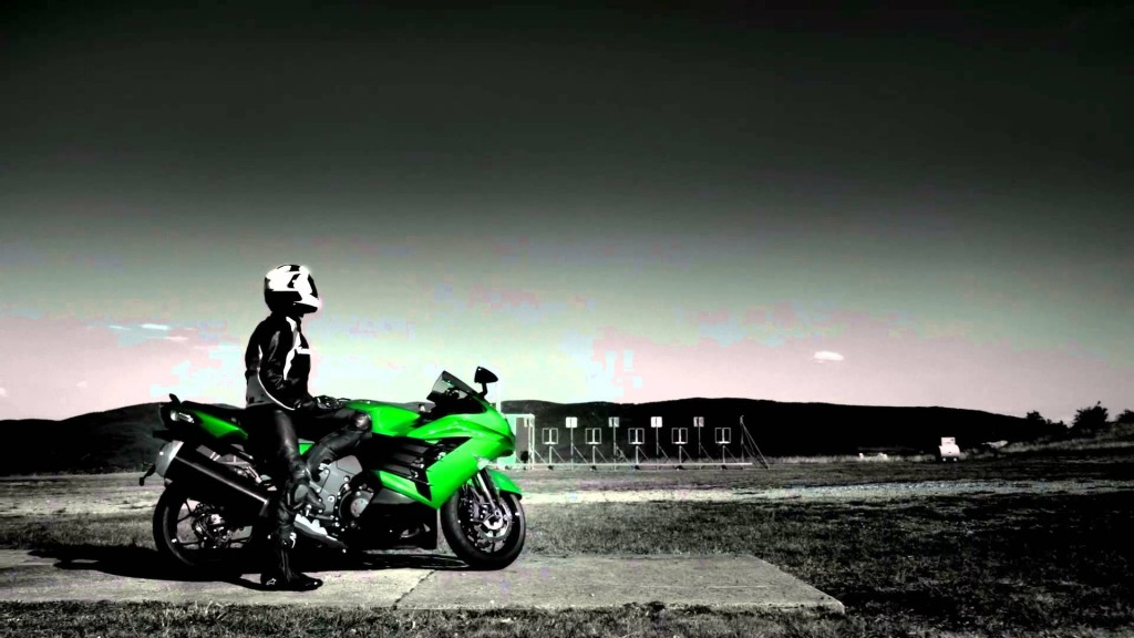 Kawasaki Bike Wallpaper HD 1920x1080 10