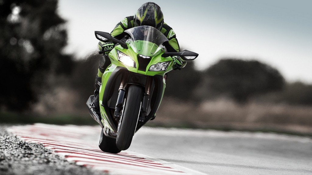 Kawasaki Bike Wallpaper HD 1920x1080 2