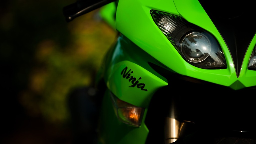 Kawasaki Bike Wallpaper HD 1920x1080 4