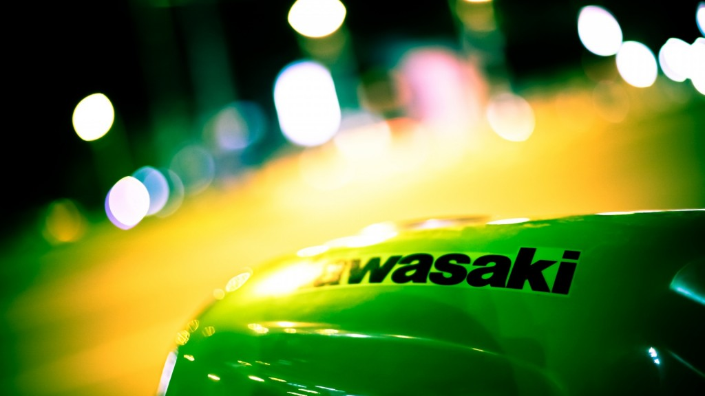 Kawasaki Bike Wallpaper HD 1920x1080 6