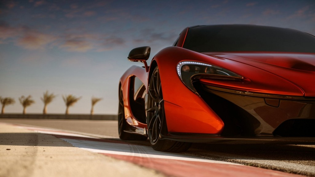 McLaren Wallpaper Cars