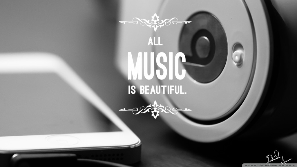 Music Wallpaper Widescreen HD 1920x1080 2