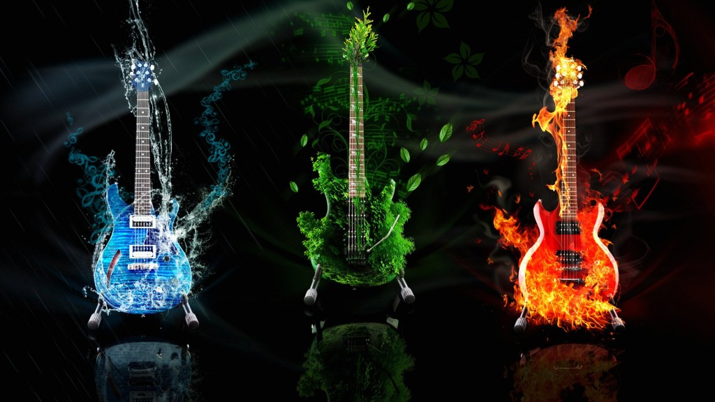 Muzik Wallpaper Widescreen HD 1920x1080 5