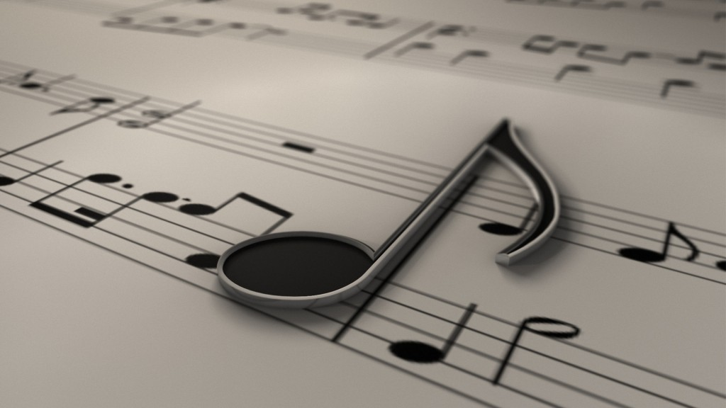 Music Wallpaper Widescreen HD 1920x1080 7