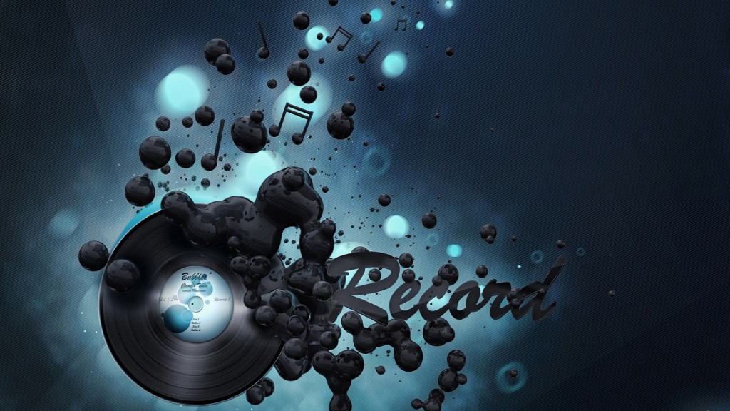 Muzik Wallpaper Widescreen HD 1920x1080 8
