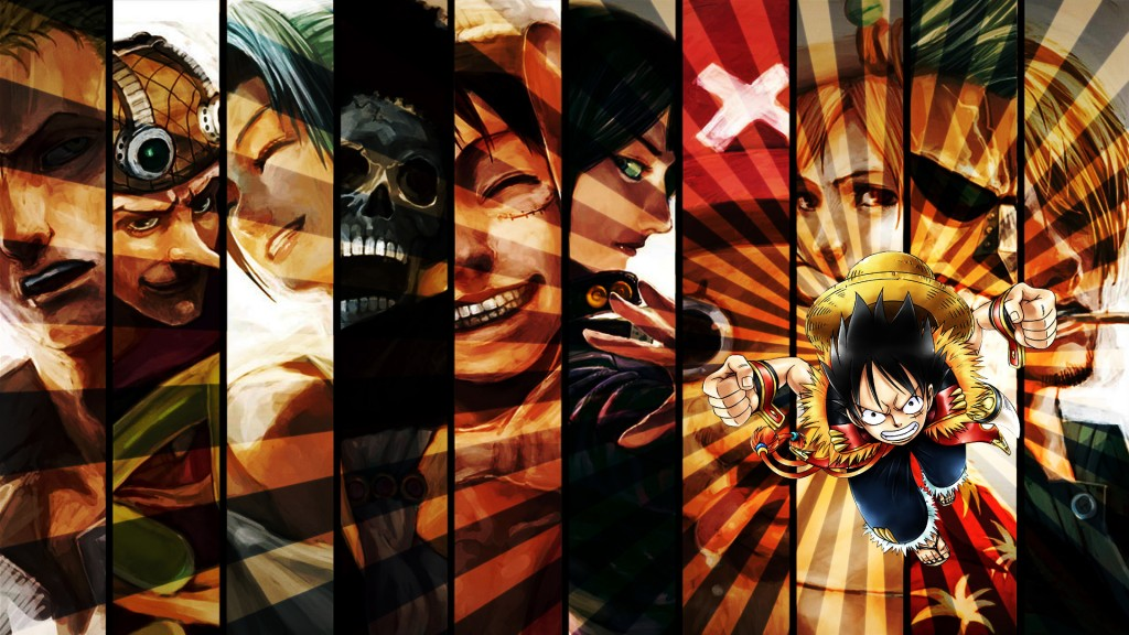 One Piece Wallpaper HD 1920x1080 10