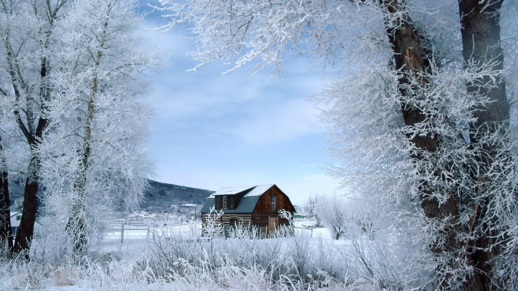 Winter Wallpaper Widescreen HD 1920x1080 10