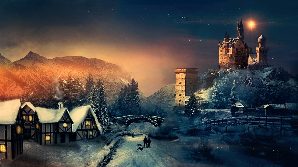 Winter Wallpaper Widescreen HD 1920x1080 3