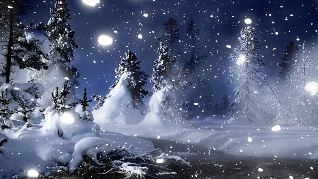 Winter Wallpaper Widescreen HD 1920x1080 4