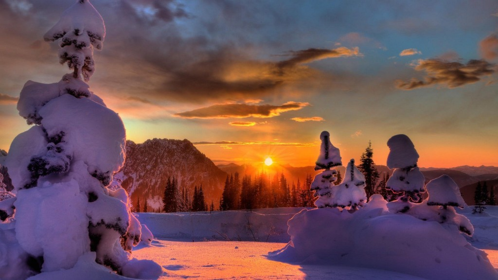 Winter Wallpaper Widescreen HD 1920x1080 5