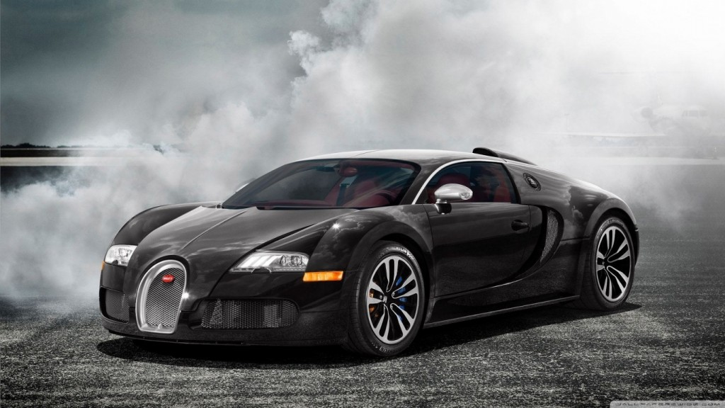 Kereta Desktop Wallpaper HD Bugatti