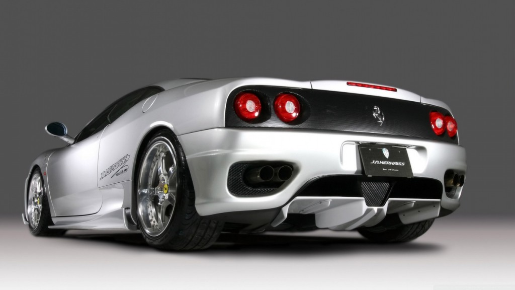 Kereta Desktop Wallpaper HD ferrari_sport_hd_desktop_wallpapers