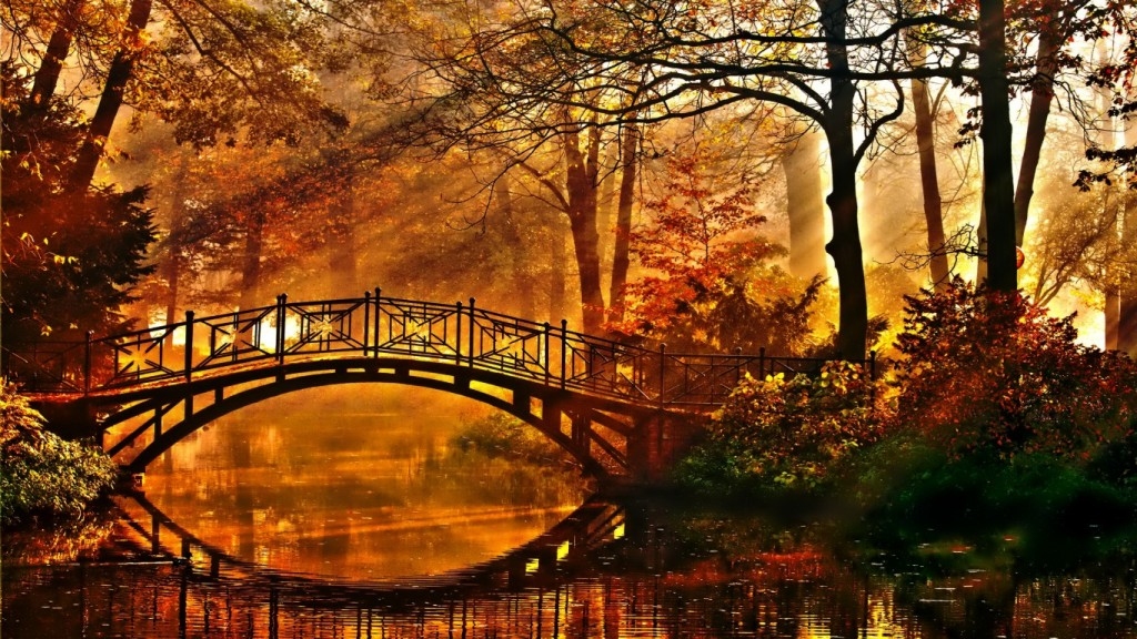 Desktop Fall Background Wallpaper HD 1366x768