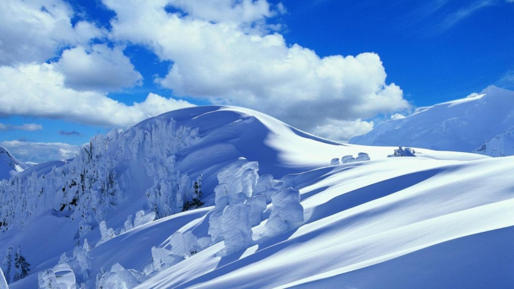 Desktop Winter Wallpaper HD-imej
