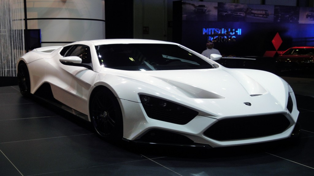 Fastest Car Wallpaper HD 1366x768-the-fastest-car-in-the-world-2012-zenvo-st1