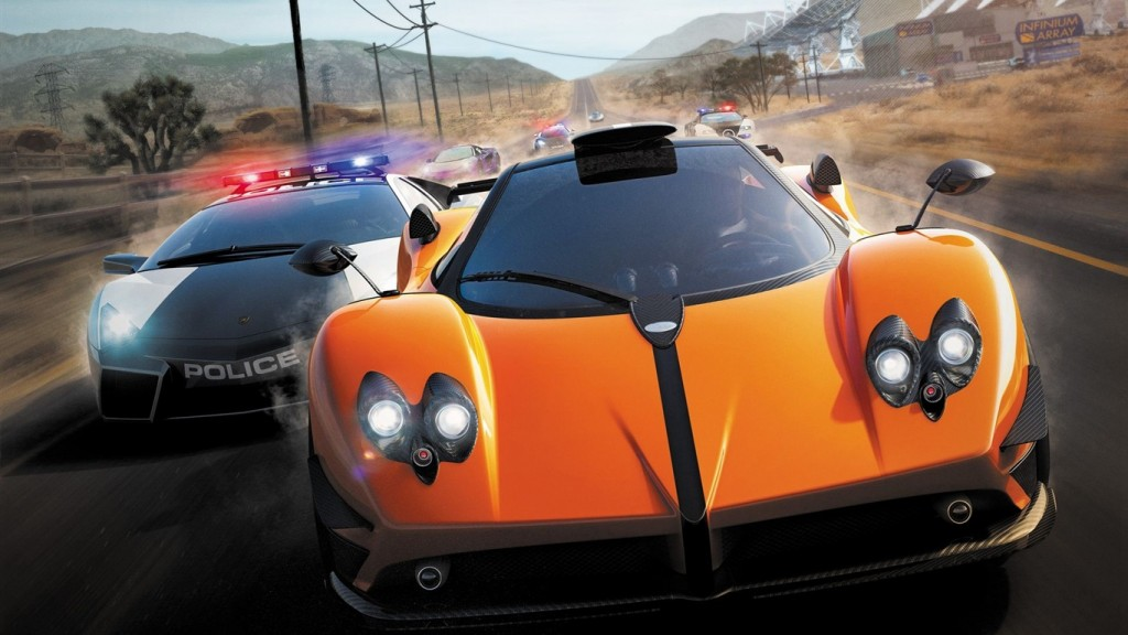 Need For Speed ​​HD Wallpapers Need-for-Speed-Hot-Pursuit-HD_1366x768