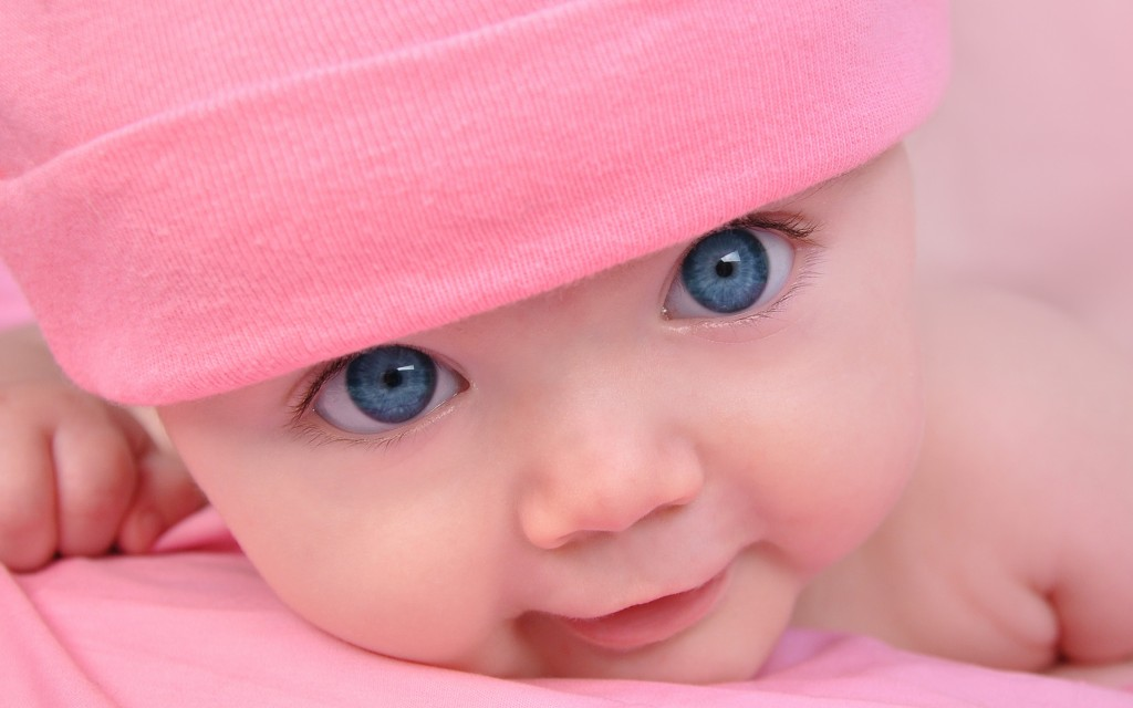 baby foto baby_blue_eyes_face_cute_hat_54651_3840x2400