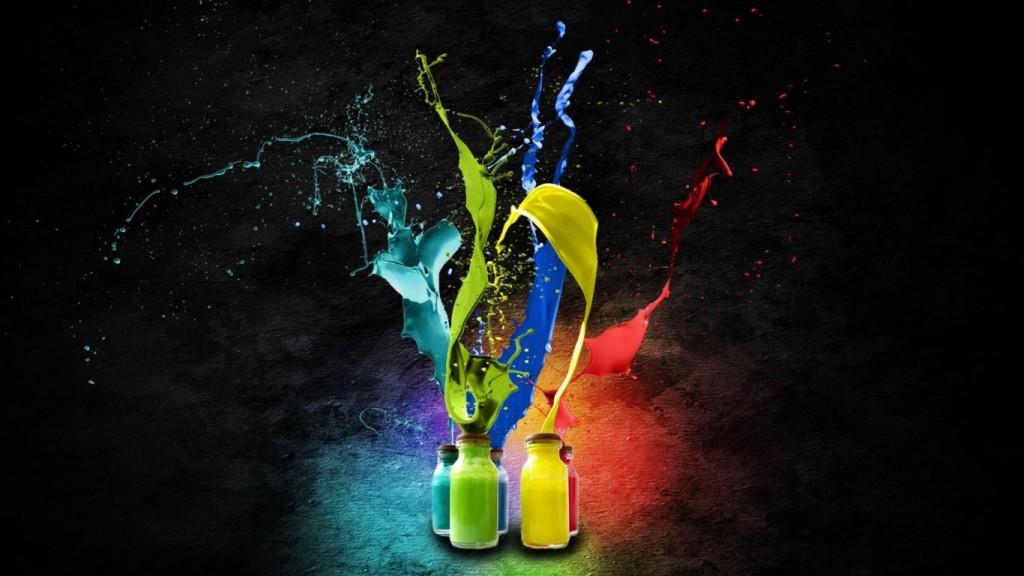 coole Wallpaper Farben-Digital HD-Wallpaper-1366x768