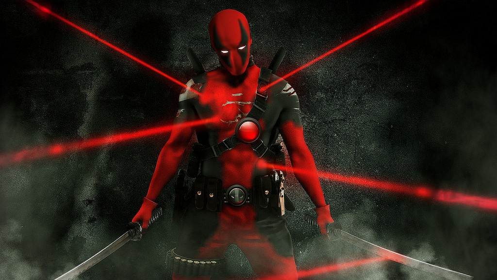Deadpool Wallpaper HD 1920x1080 8