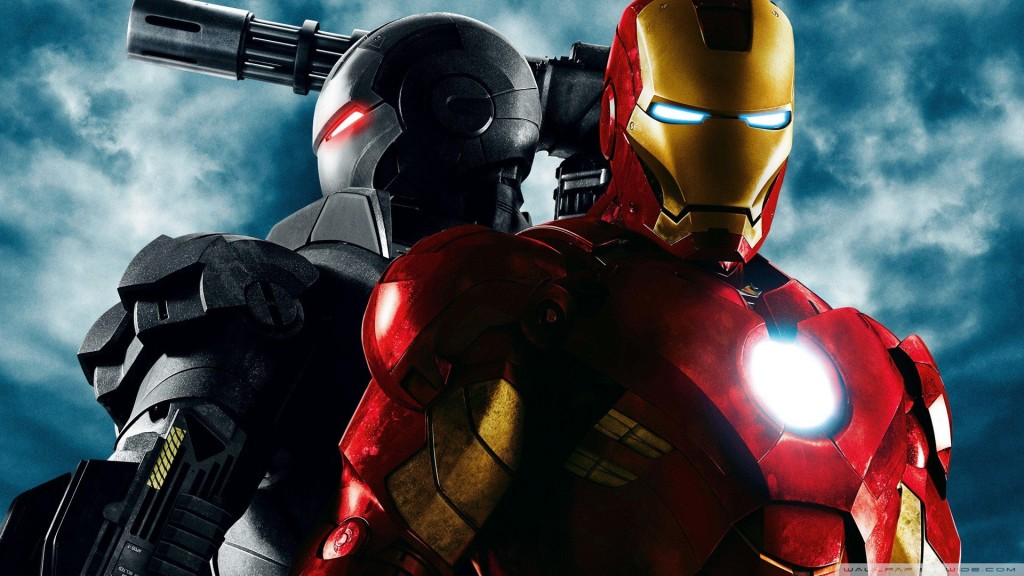Desktop Iron Man Wallpaper HD 1920x1080 11