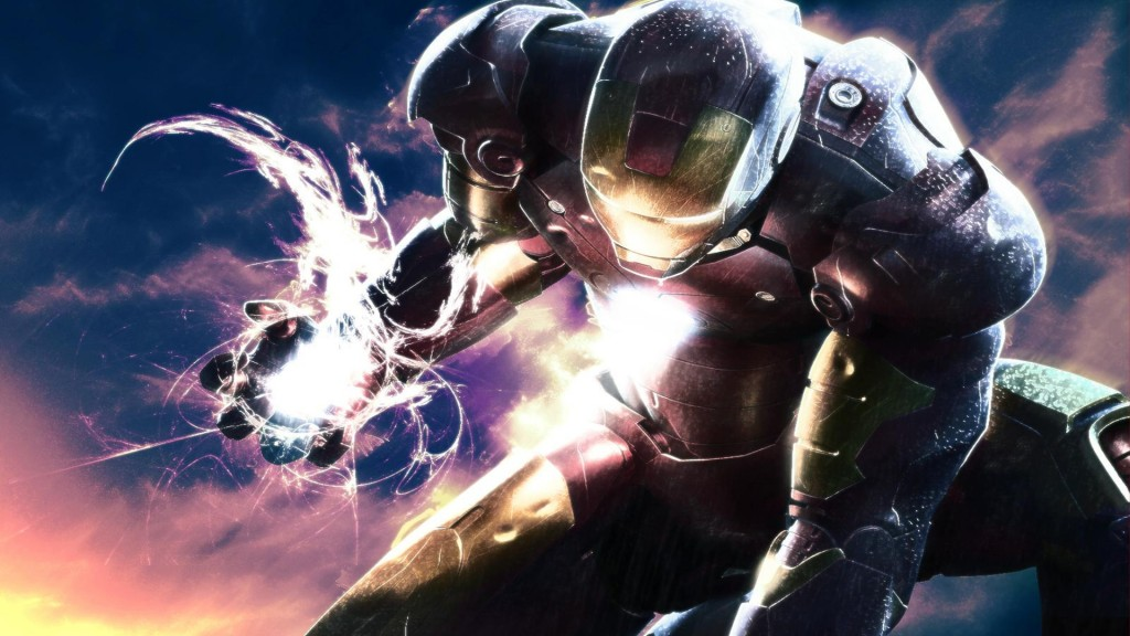 Desktop Iron Man Wallpaper HD 1920x1080 6